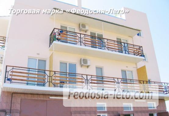 Гостевой дом в Феодосии с недорогим питанием на улице Маяковского - фотография № 7