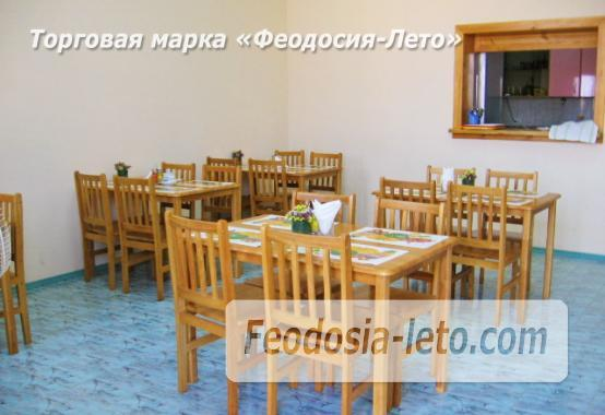 Гостевой дом в Феодосии с недорогим питанием на улице Маяковского - фотография № 9
