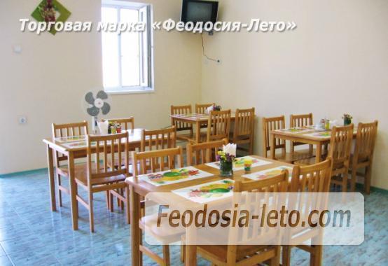 Гостевой дом в Феодосии с недорогим питанием на улице Маяковского - фотография № 10