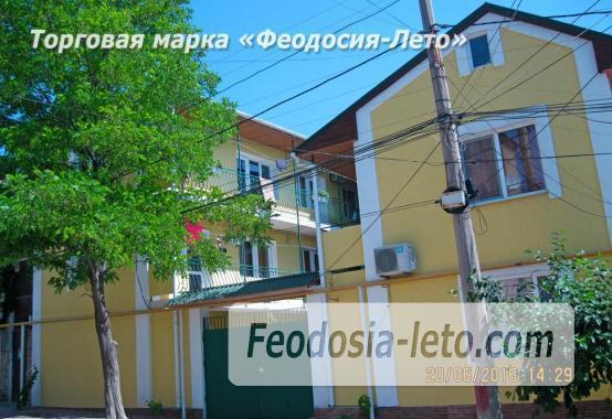 Гостевой дом в Феодосии на берегу моря, улица Пушкина - фотография № 1