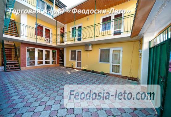 Гостевой дом в Феодосии на берегу моря, улица Пушкина - фотография № 4