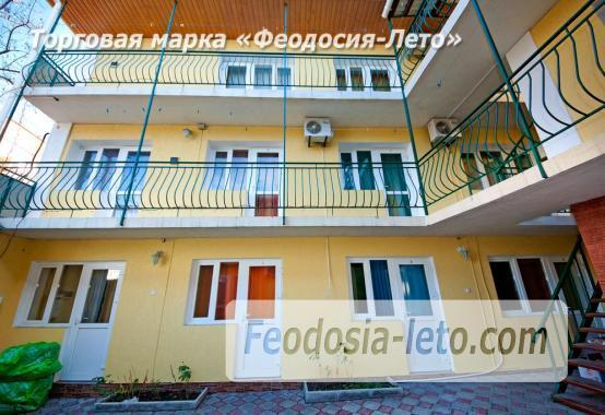 Гостевой дом в Феодосии на берегу моря, улица Пушкина - фотография № 5