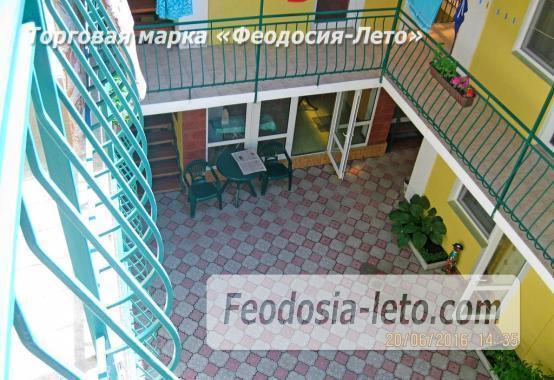 Гостевой дом в Феодосии на берегу моря, улица Пушкина - фотография № 8