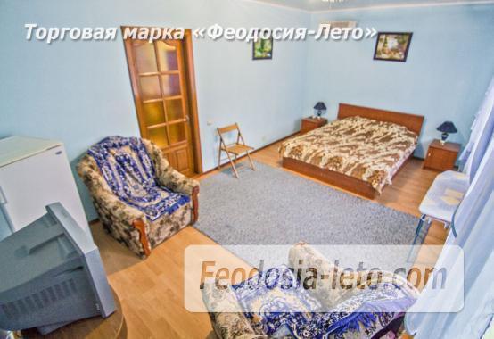 Гостевой дом в Феодосии в центре и рядом с набережной,  улица Куйбышева - фотография № 5