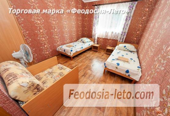 Гостиница на 5 номеров, улица Карла Маркса в Феодосии - фотография № 5