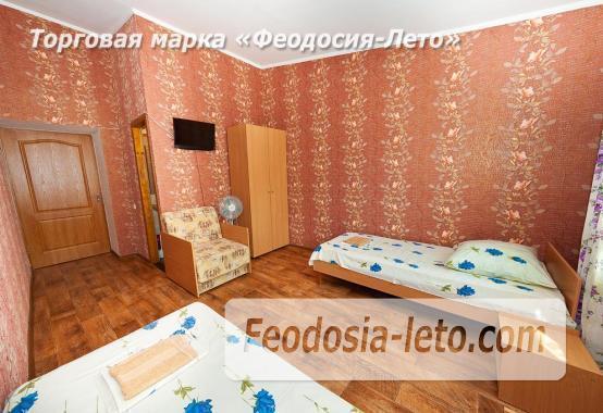 Гостиница на 5 номеров, улица Карла Маркса в Феодосии - фотография № 6