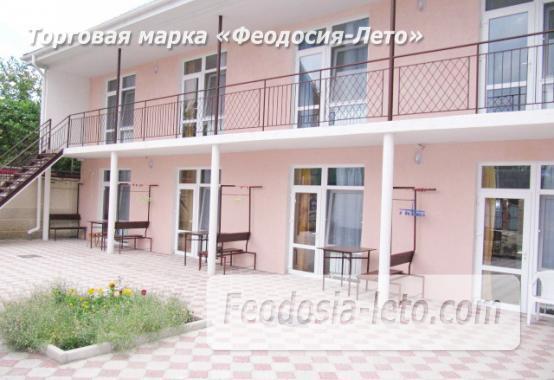 Гостиница на берегу моря в Феодосии по переулку Танкистов - фотография № 5
