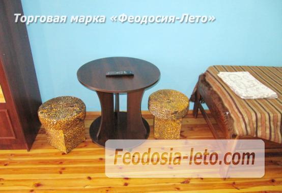 Гостиница на берегу моря в Феодосии по переулку Танкистов - фотография № 14
