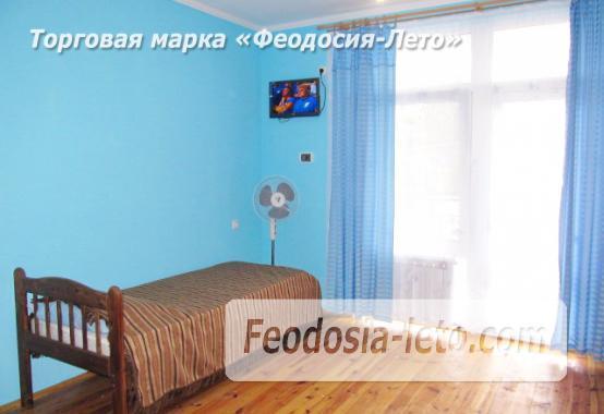 Гостиница на берегу моря в Феодосии по переулку Танкистов - фотография № 15
