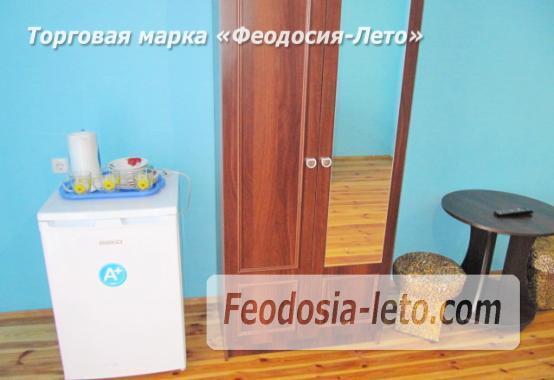 Гостиница на берегу моря в Феодосии по переулку Танкистов - фотография № 16