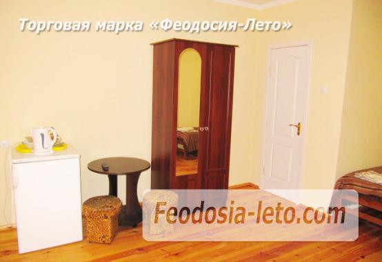 Гостиница на берегу моря в Феодосии по переулку Танкистов - фотография № 21