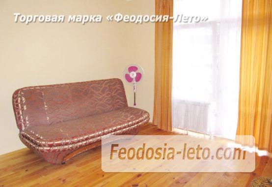 Гостиница на берегу моря в Феодосии по переулку Танкистов - фотография № 22