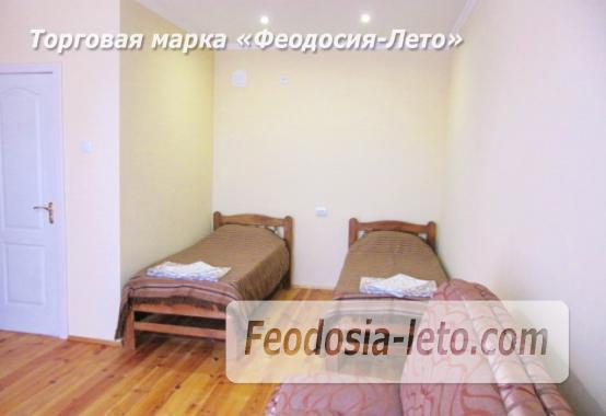 Гостиница на берегу моря в Феодосии по переулку Танкистов - фотография № 23