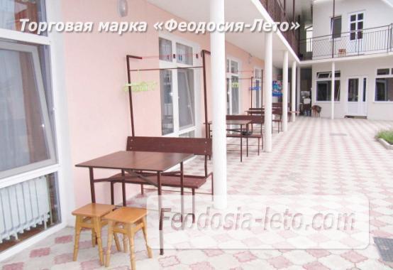 Гостиница на берегу моря в Феодосии по переулку Танкистов - фотография № 6