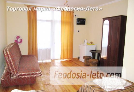 Гостиница на берегу моря в Феодосии по переулку Танкистов - фотография № 24