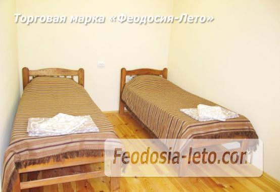 Гостиница на берегу моря в Феодосии по переулку Танкистов - фотография № 26