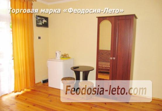Гостиница на берегу моря в Феодосии по переулку Танкистов - фотография № 27