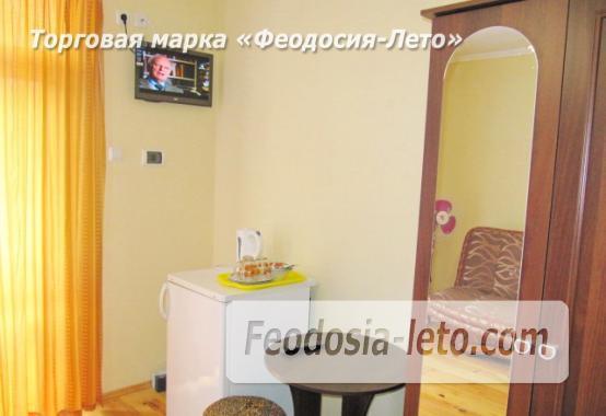 Гостиница на берегу моря в Феодосии по переулку Танкистов - фотография № 29