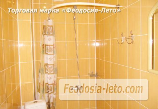 Гостиница на берегу моря в Феодосии по переулку Танкистов - фотография № 31