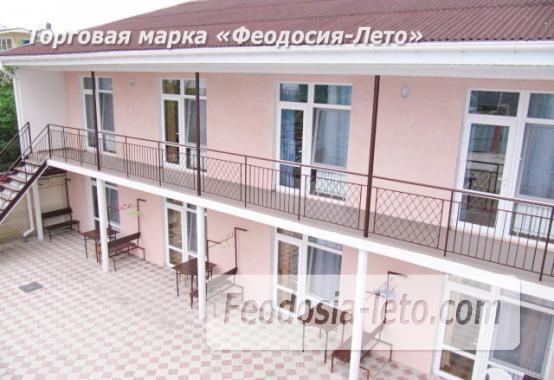 Гостиница на берегу моря в Феодосии по переулку Танкистов - фотография № 33
