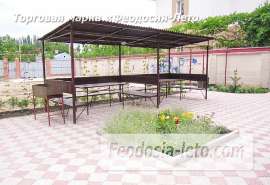 Гостиница на берегу моря в Феодосии по переулку Танкистов - фотография № 7