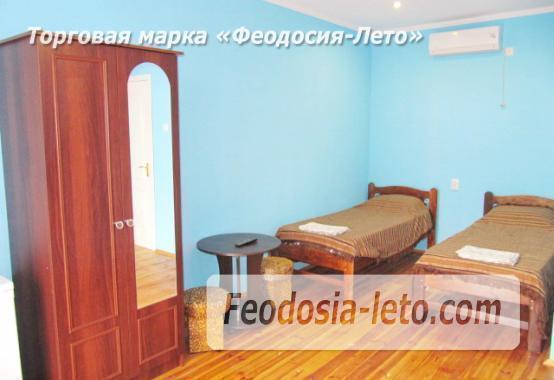 Гостиница на берегу моря в Феодосии по переулку Танкистов - фотография № 8