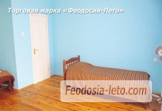 Гостиница на берегу моря в Феодосии по переулку Танкистов - фотография № 9