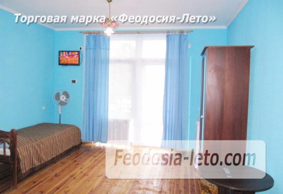 Гостиница на берегу моря в Феодосии по переулку Танкистов - фотография № 10