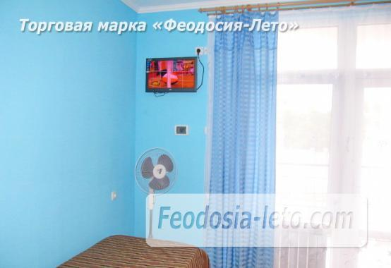 Гостиница на берегу моря в Феодосии по переулку Танкистов - фотография № 11