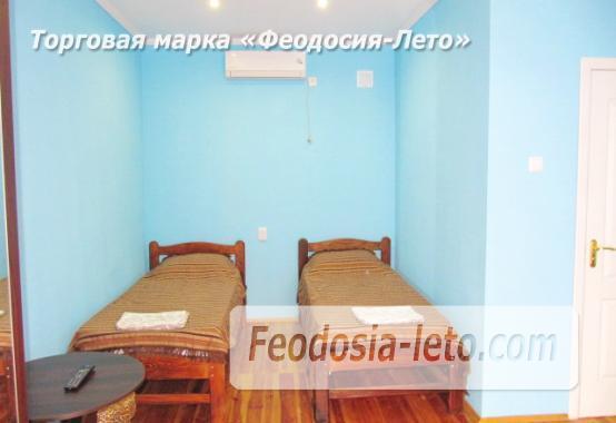 Гостиница на берегу моря в Феодосии по переулку Танкистов - фотография № 12