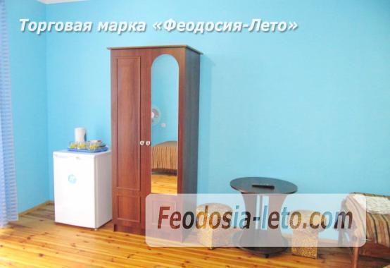Гостиница на берегу моря в Феодосии по переулку Танкистов - фотография № 13