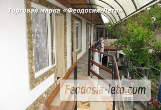 Гостиница на Бульварной горке, улица Семашко в Феодосии - фотография № 1
