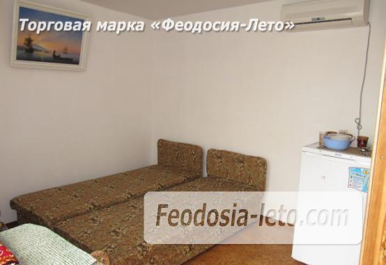 Гостиница на Бульварной горке, улица Семашко в Феодосии - фотография № 14