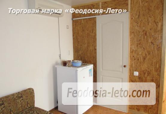Гостиница на Бульварной горке, улица Семашко в Феодосии - фотография № 15