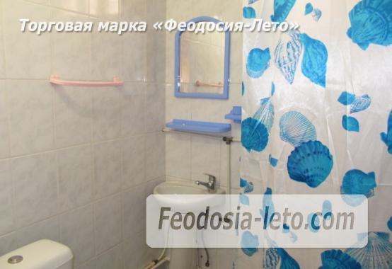 Гостиница на Бульварной горке, улица Семашко в Феодосии - фотография № 16