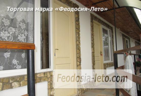 Гостиница на Бульварной горке, улица Семашко в Феодосии - фотография № 2