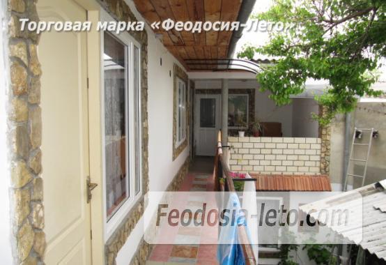 Гостиница на Бульварной горке, улица Семашко в Феодосии - фотография № 5