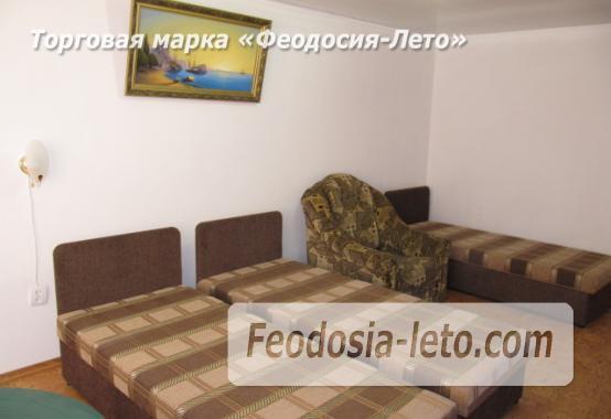 Гостиница на Бульварной горке, улица Семашко в Феодосии - фотография № 7