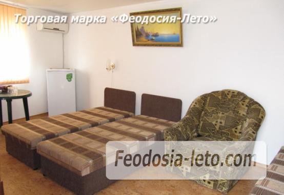 Гостиница на Бульварной горке, улица Семашко в Феодосии - фотография № 8