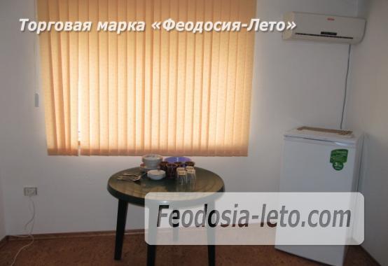 Гостиница на Бульварной горке, улица Семашко в Феодосии - фотография № 11