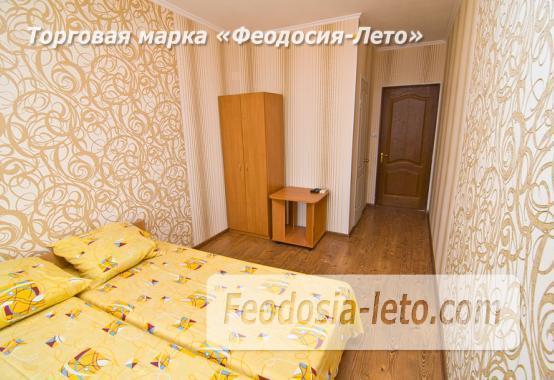 Гостиница на первой линии у моря в п. Береговое Феодосия Крым - фотография № 5