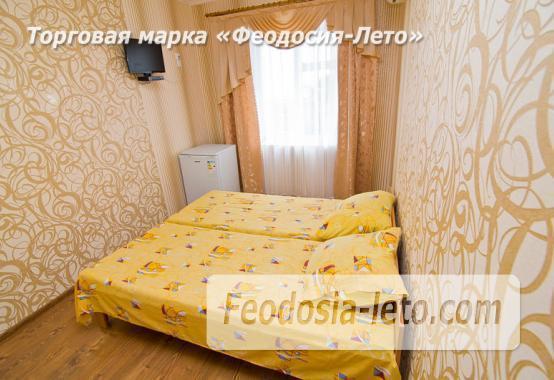Гостиница на первой линии у моря в п. Береговое Феодосия Крым - фотография № 6