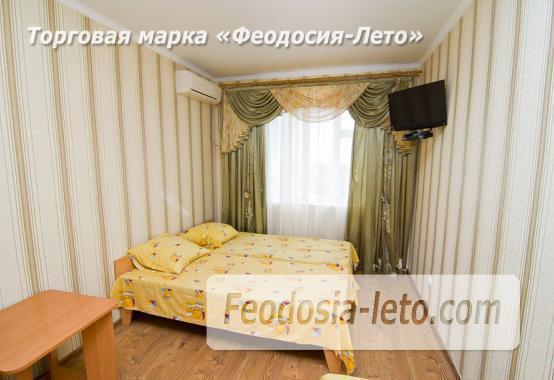 Гостиница на первой линии у моря в п. Береговое Феодосия Крым - фотография № 15