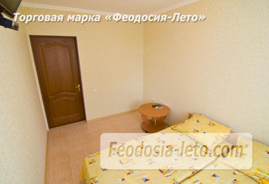 Гостиница на первой линии у моря в п. Береговое Феодосия Крым - фотография № 16