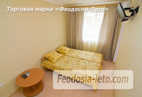 Гостиница на первой линии у моря в п. Береговое Феодосия Крым - фотография № 17