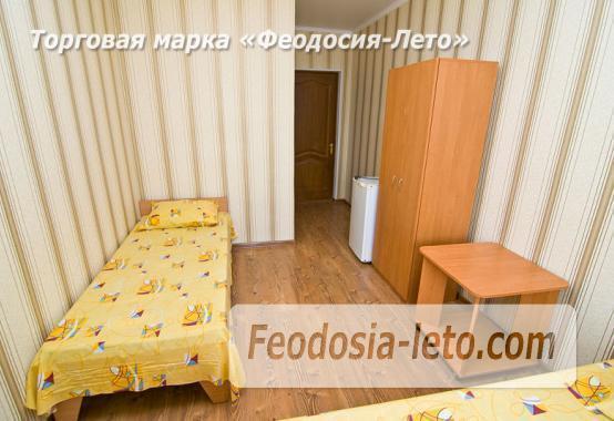 Гостиница на первой линии у моря в п. Береговое Феодосия Крым - фотография № 18