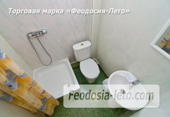 Гостиница на первой линии у моря в п. Береговое Феодосия Крым - фотография № 19