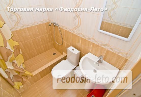 Гостиница на первой линии у моря в п. Береговое Феодосия Крым - фотография № 20
