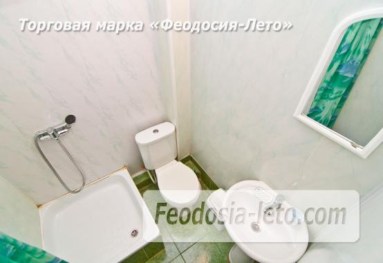 Гостиница на первой линии у моря в п. Береговое Феодосия Крым - фотография № 22