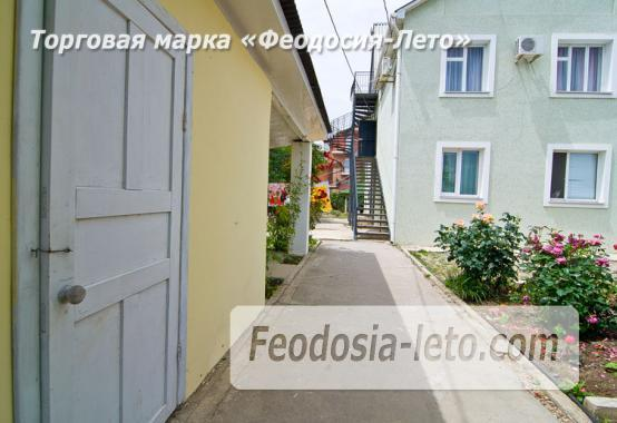 Гостиница на первой линии у моря в п. Береговое Феодосия Крым - фотография № 23